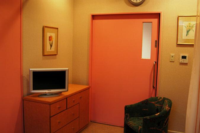 岸クリニック陣痛室の画像